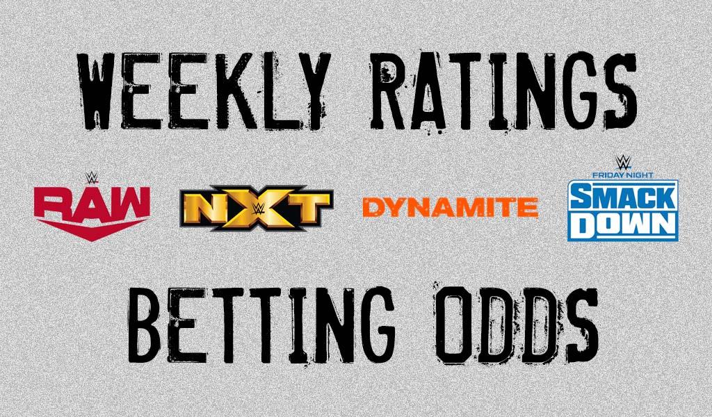 Weekly TV ratings odds (August 31-September 6, 2020)