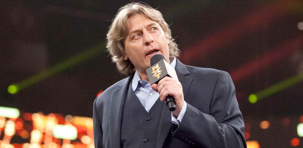 William Regal to host two live shows this month in the UK