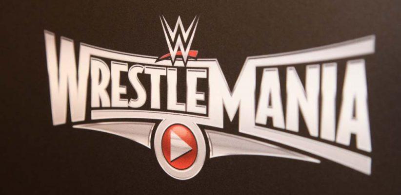 WrestleMania 31 logo shows off new WWE logo – Wrestling