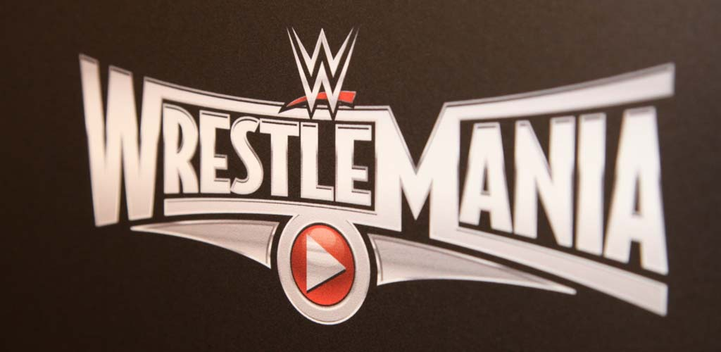 WrestleMania 31 logo shows off new WWE logo