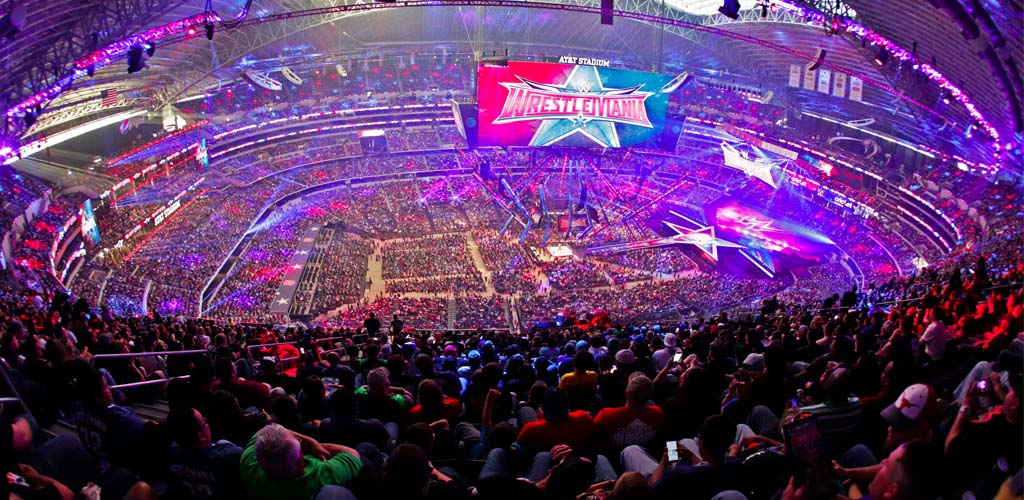 Actual WrestleMania 32 attendance not far off from announced figure