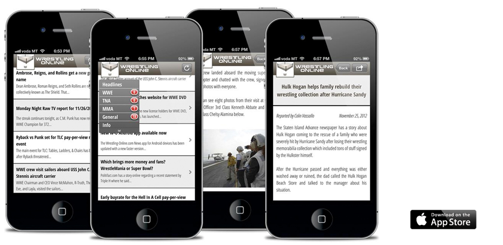 W-O News v2.0 app for iPhone released