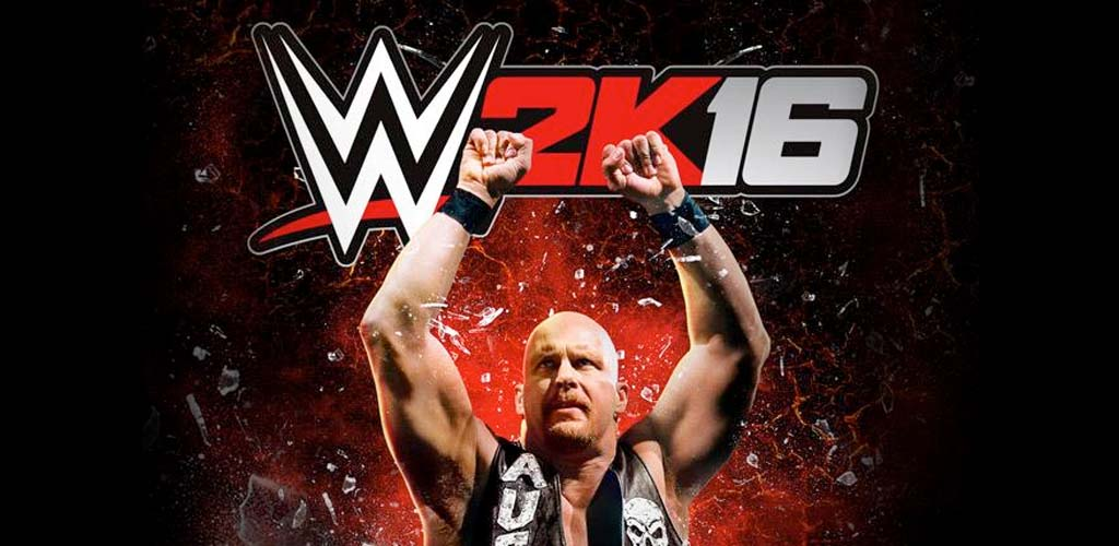 WWE 2K16 video game released today in the United States