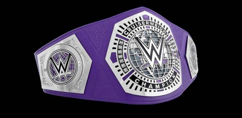 Cruiserweight title match announced for SummerSlam 2018