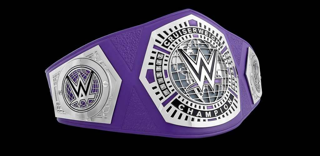 Intercontinental and Cruiserweight titles at risk of switch brands
