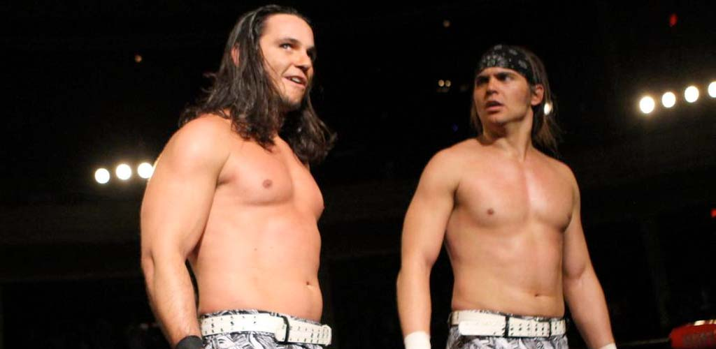 The Young Bucks recount story of receiving a message from Vince McMahon before WrestleMania